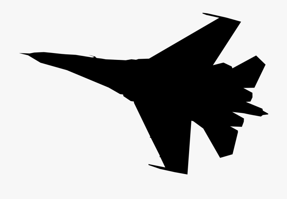 Jet Clipart Sukhoi.