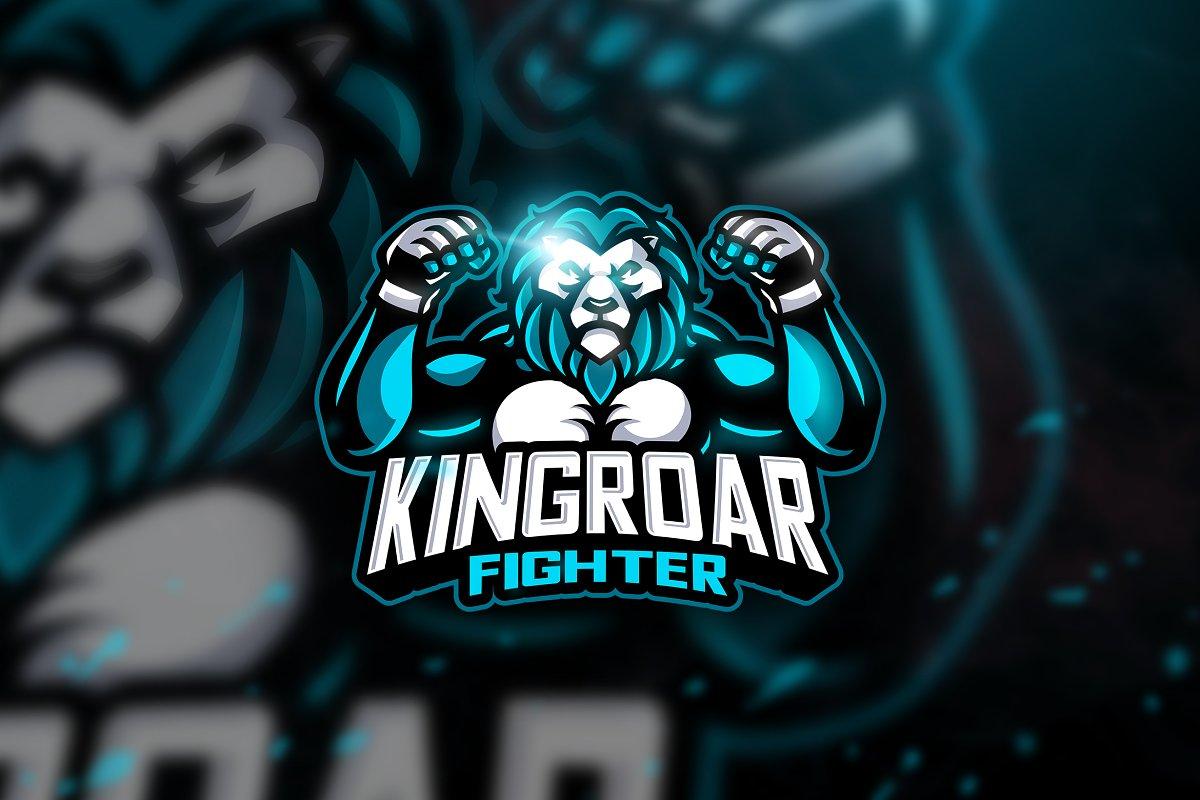 Kingroar Fighter.