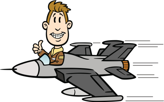 Similiar Cartoon Fighter Pilot Keywords.