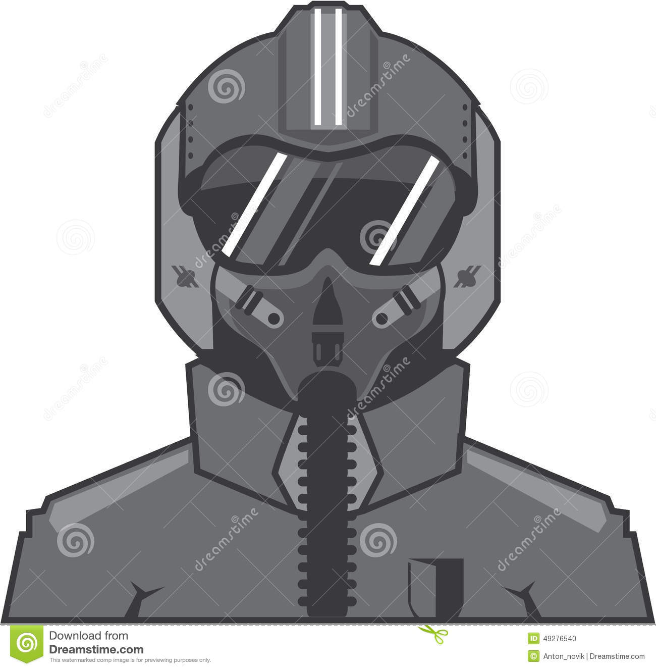 Fighter Pilot Clipart Clipground
