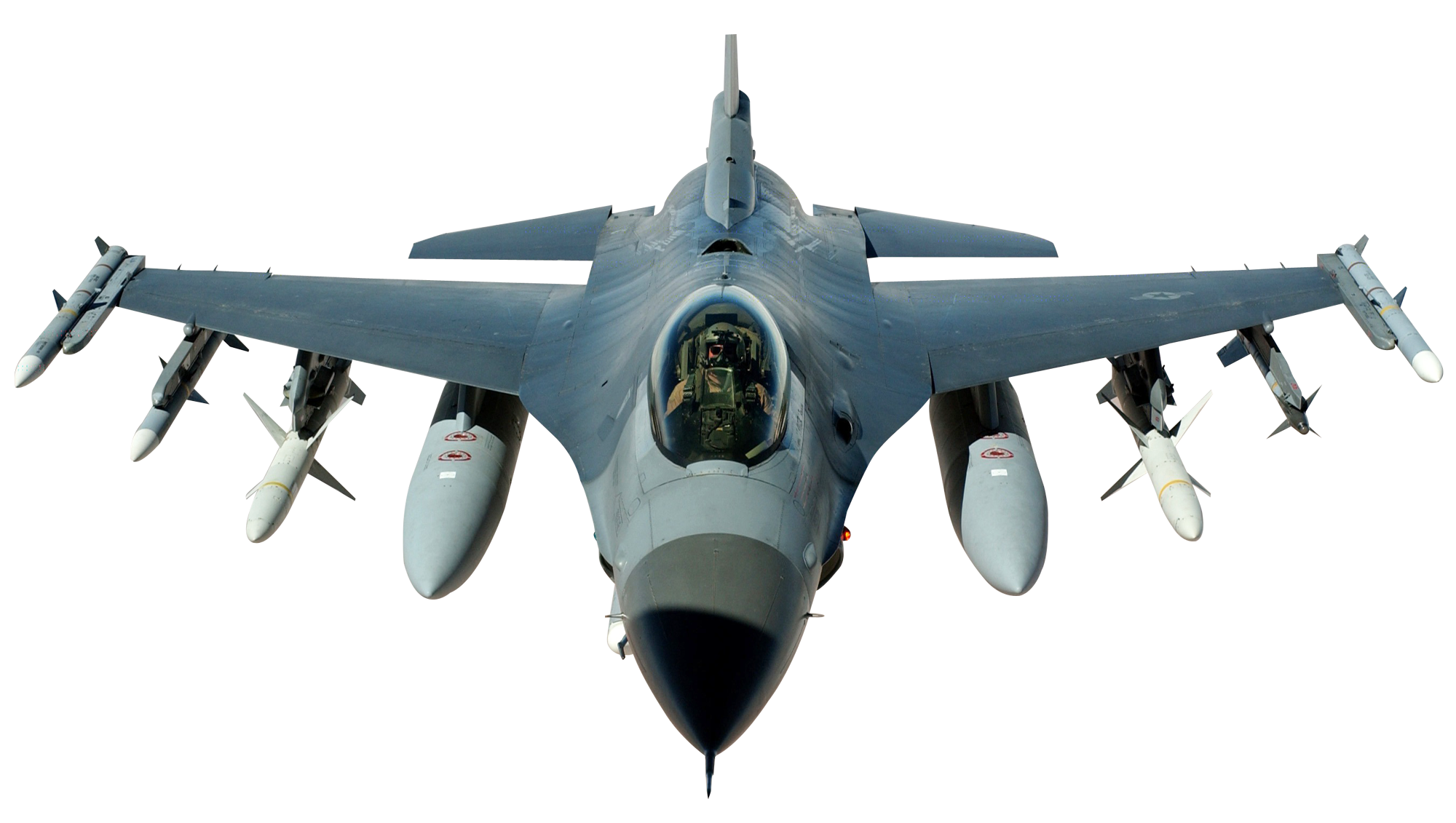 Military Jet PNG Image.