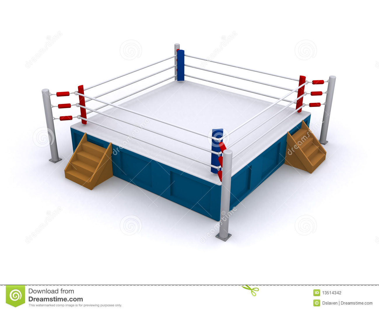 Fighting ring clipart.