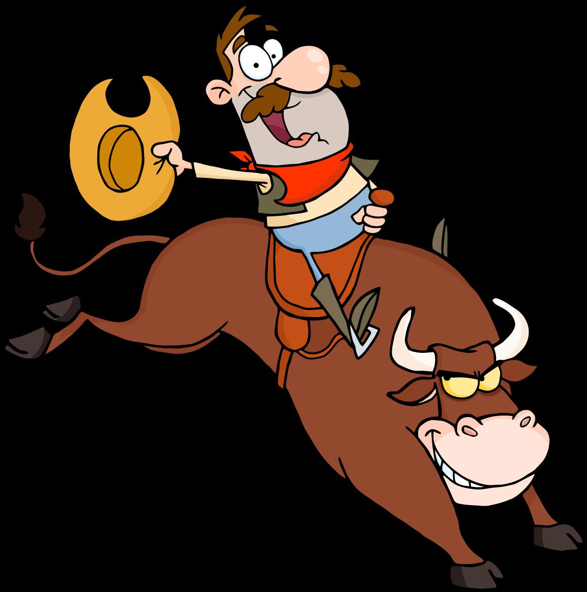 Bull fighting clipart.