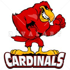 18 Best Cardinal Clip Art for Flags images in 2014.