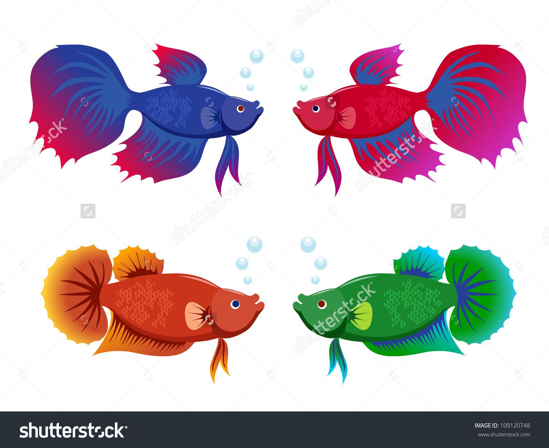 72+ Betta Fish Clip Art.