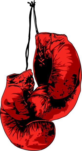Boxing Gloves Clipart in 2019.