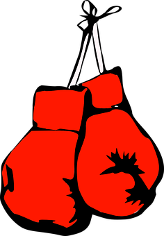 boxing shoes clipart.