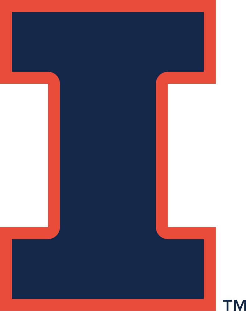 Illinois Fighting Illini Alternate Logo.