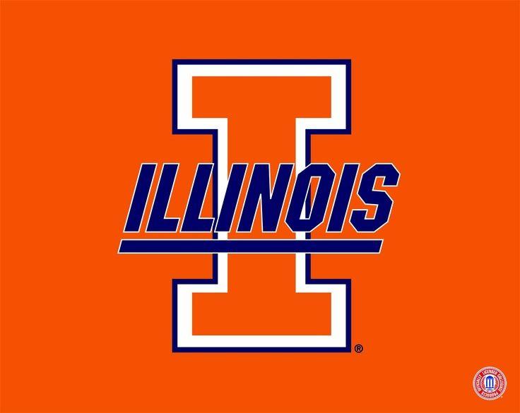 Illinois Fighting Illini logo.