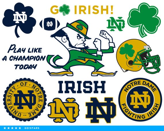 Fighting Irish svg.