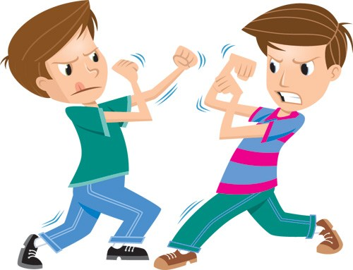 Siblings fighting clipart 6 » Clipart Portal.