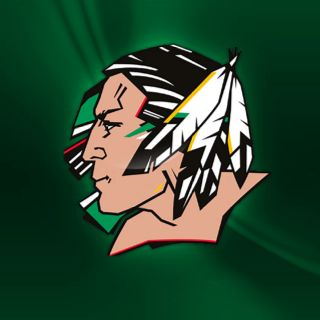 Fighting Sioux..