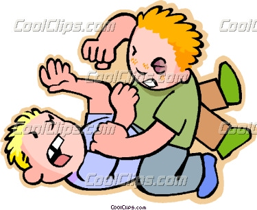 Fights clipart.
