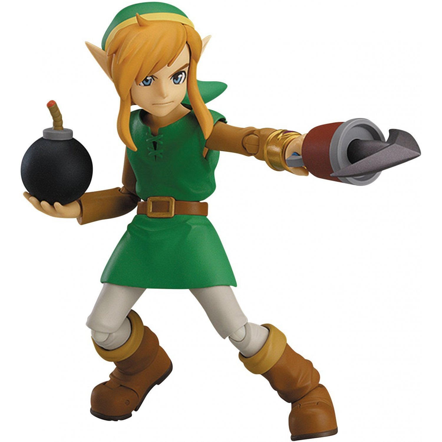 figma Link: A Link Between Worlds Ver. [DX Edition].