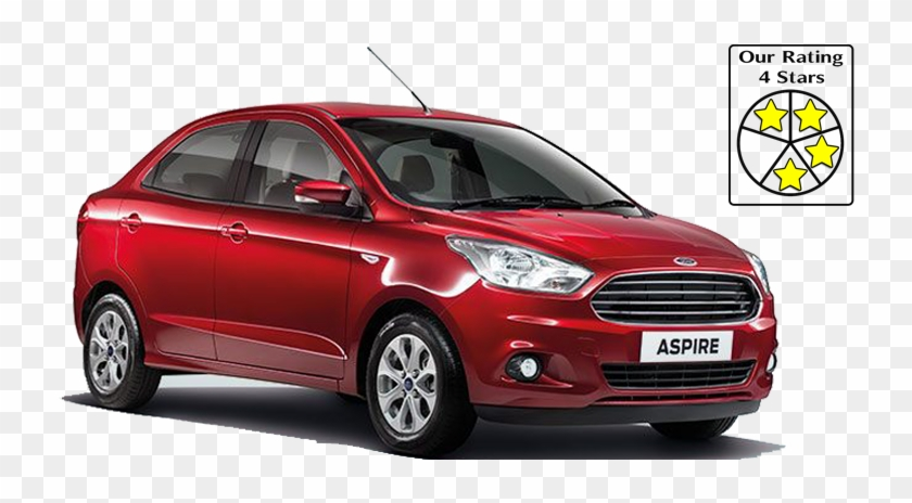 Ford Aspire.