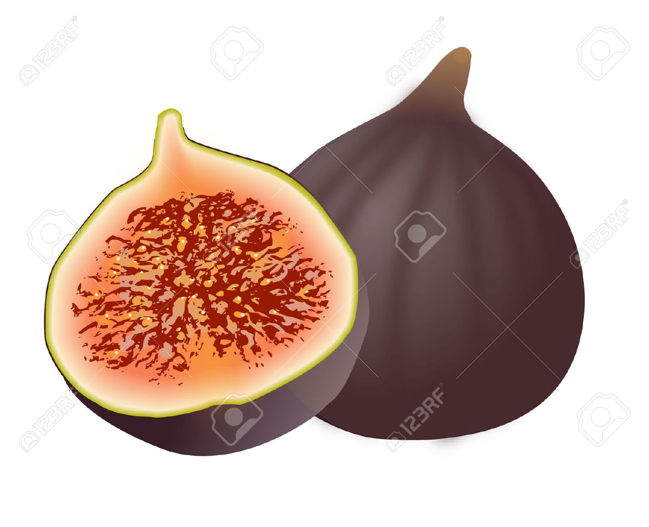 Figs clipart #16