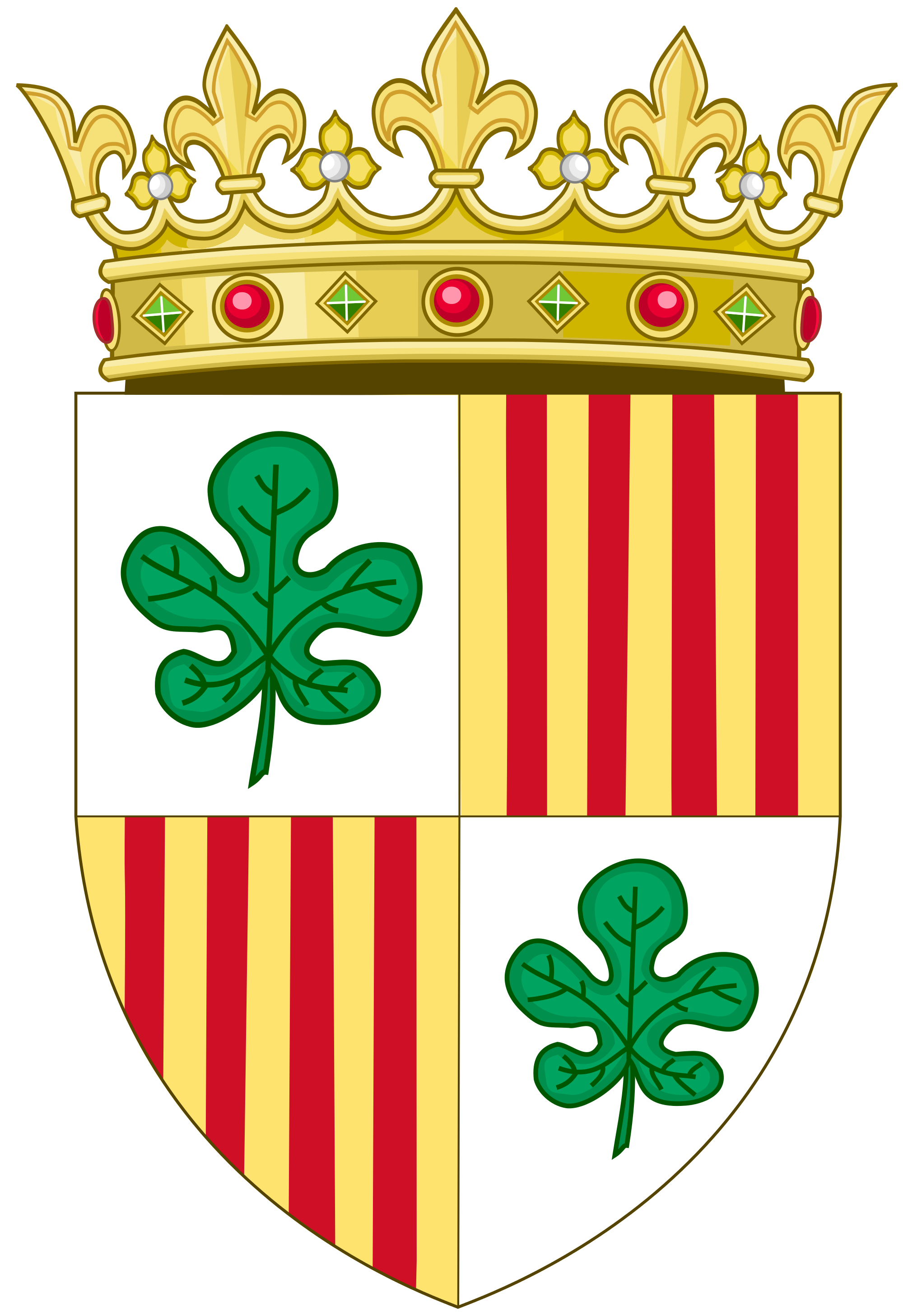 File:Coat of Arms of Figueres.svg.