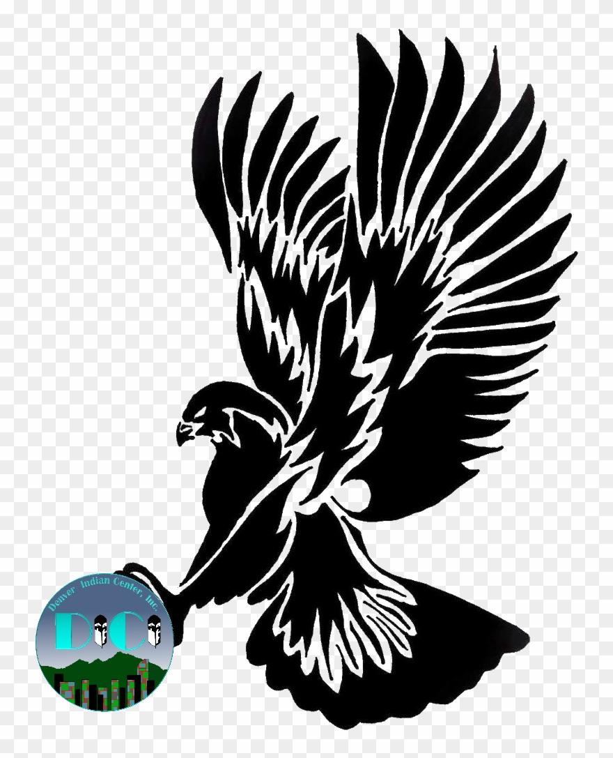 Hawk Clipart Native.