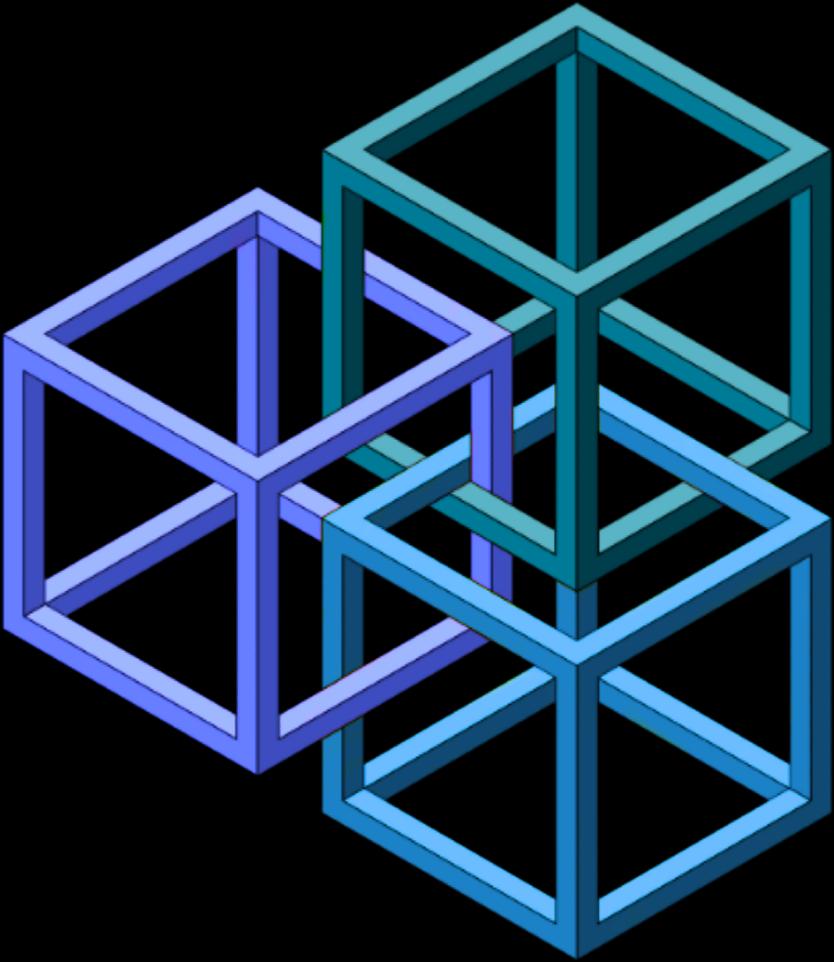 Geometrical Shapes Figuras Geométricas Cubos Cubes Clipart.