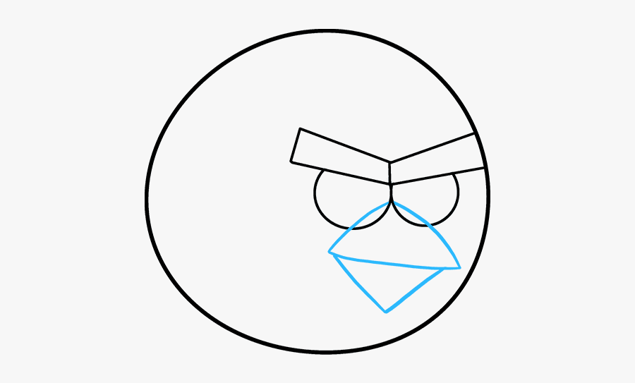 How To Draw Angry Birds.