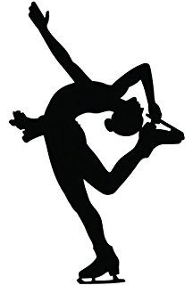 Free Figure Skaters Silhouette, Download Free Clip Art, Free.