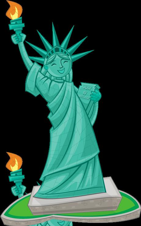 Statue Of Liberty Clipart & Statue Of Liberty Clip Art Images.