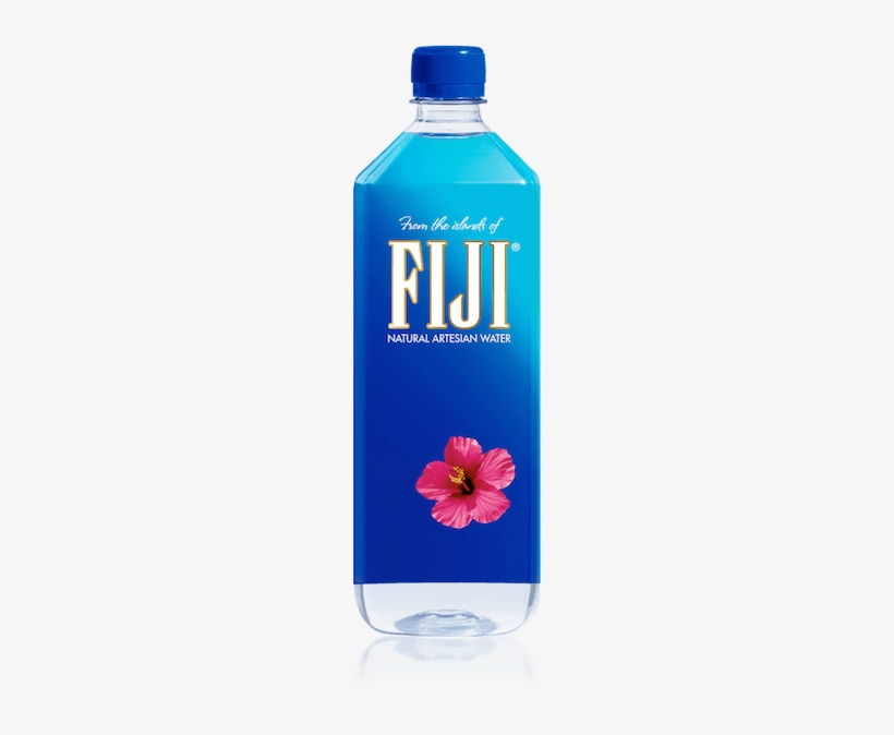 Fiji Water Bottle.
