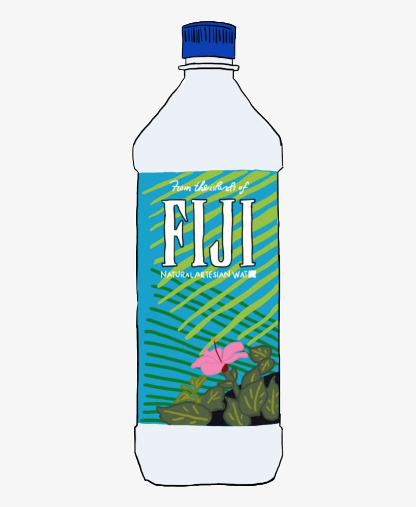 Fiji Water Png File Transparent PNG.