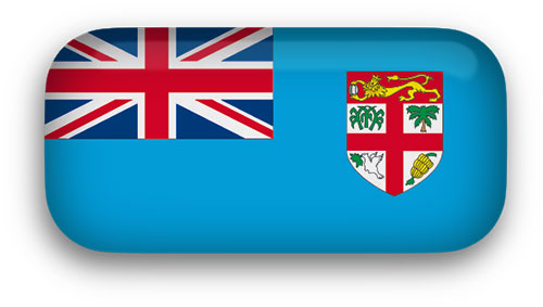 Free Animated Fiji Flags.