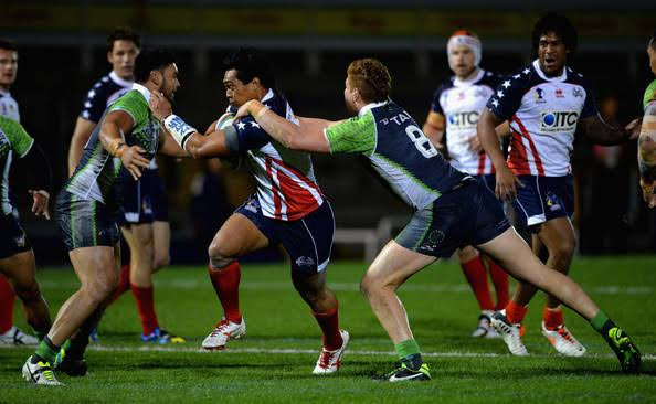 Livestream: World Cup Qualifier: USA v Cook Islands.