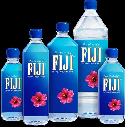 Fiji water bottle png, Fiji water bottle png Transparent.