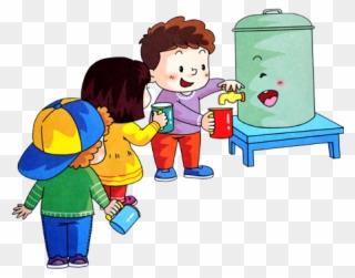 Clip Library Download Fila Cartoon Child Children Line.
