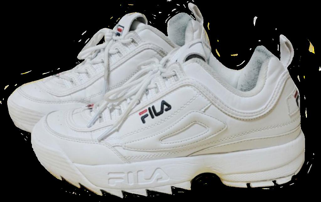 shoes fila filashoes white png whiteshoes white fila.