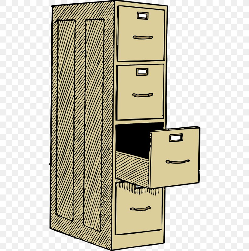 Clip Art File Cabinets Cabinetry Openclipart Vector Graphics.