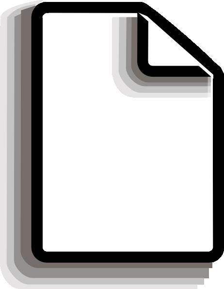 File clipart #19