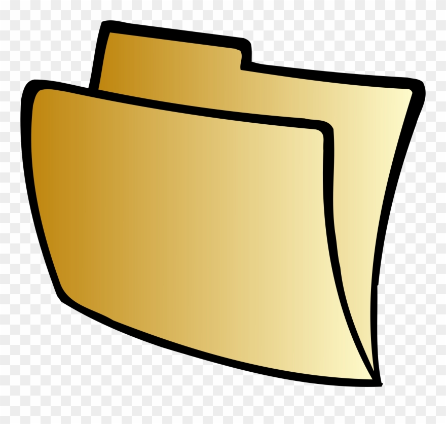 Documents File Folder Icon.