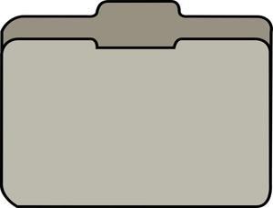 Clipart file folder.