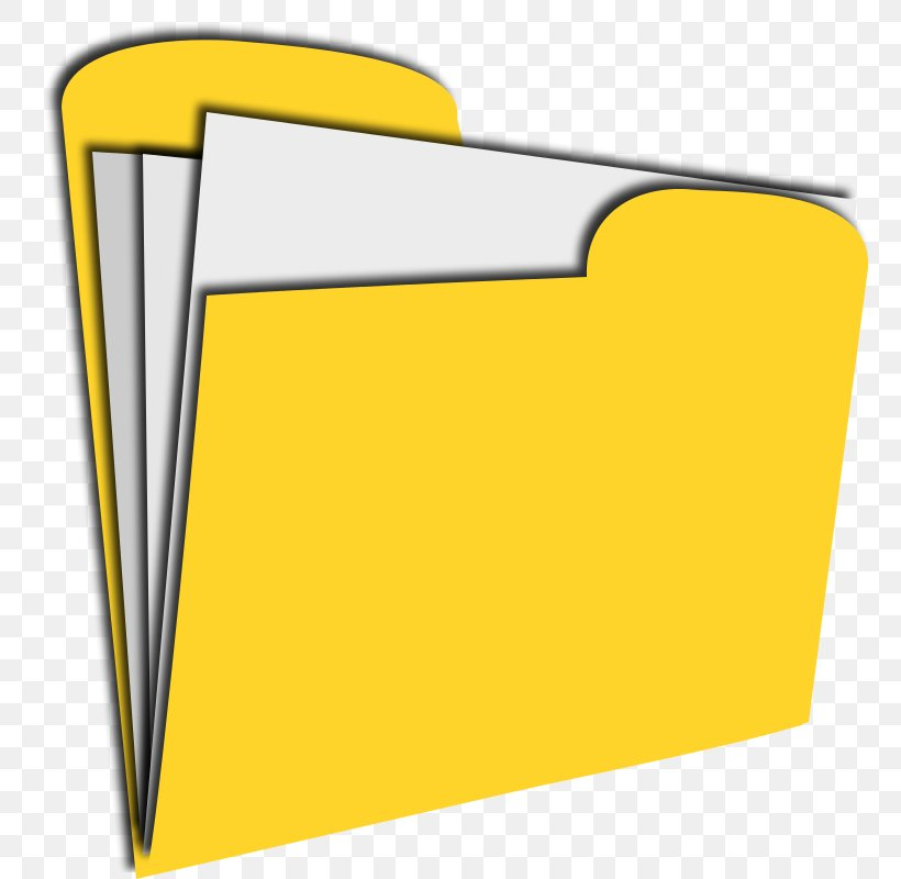File Folder Directory Clip Art, PNG, 800x800px, File Folder.