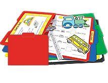 File Folder Game Clipart.