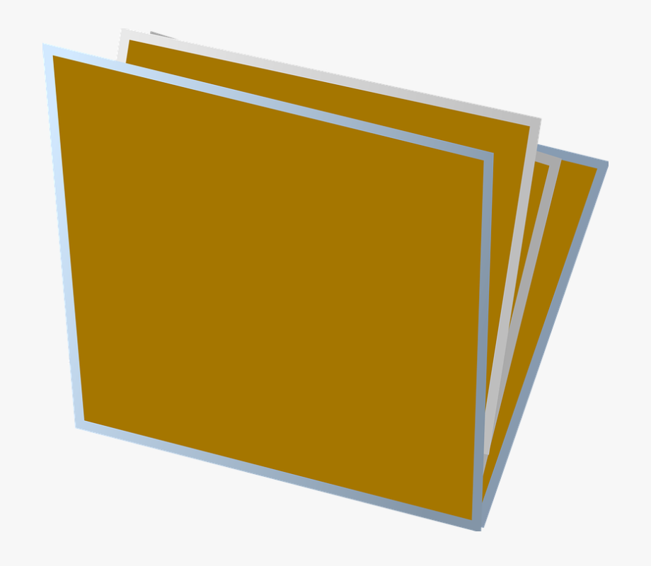 Document Clipart File Folder Game.