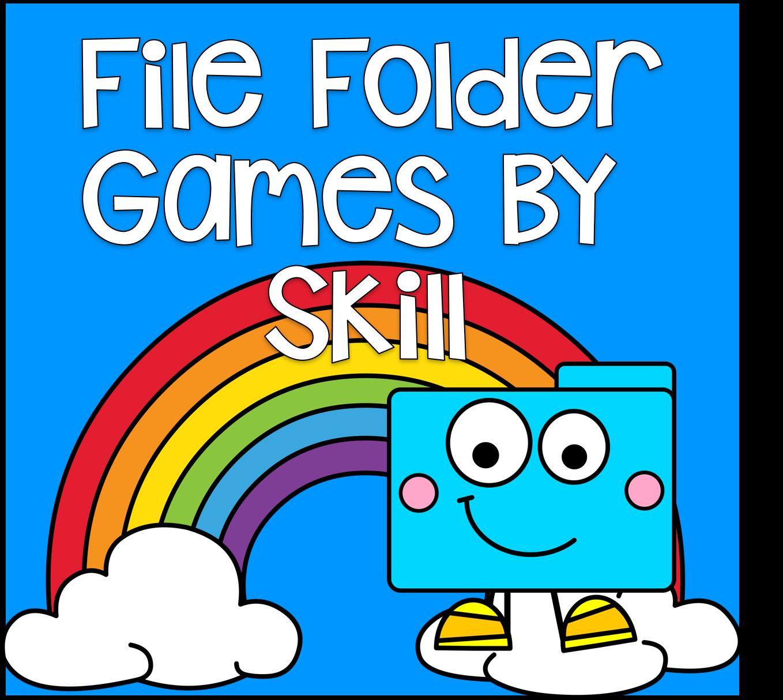 File Folder Games (Bargain) : File Folder Games at File.