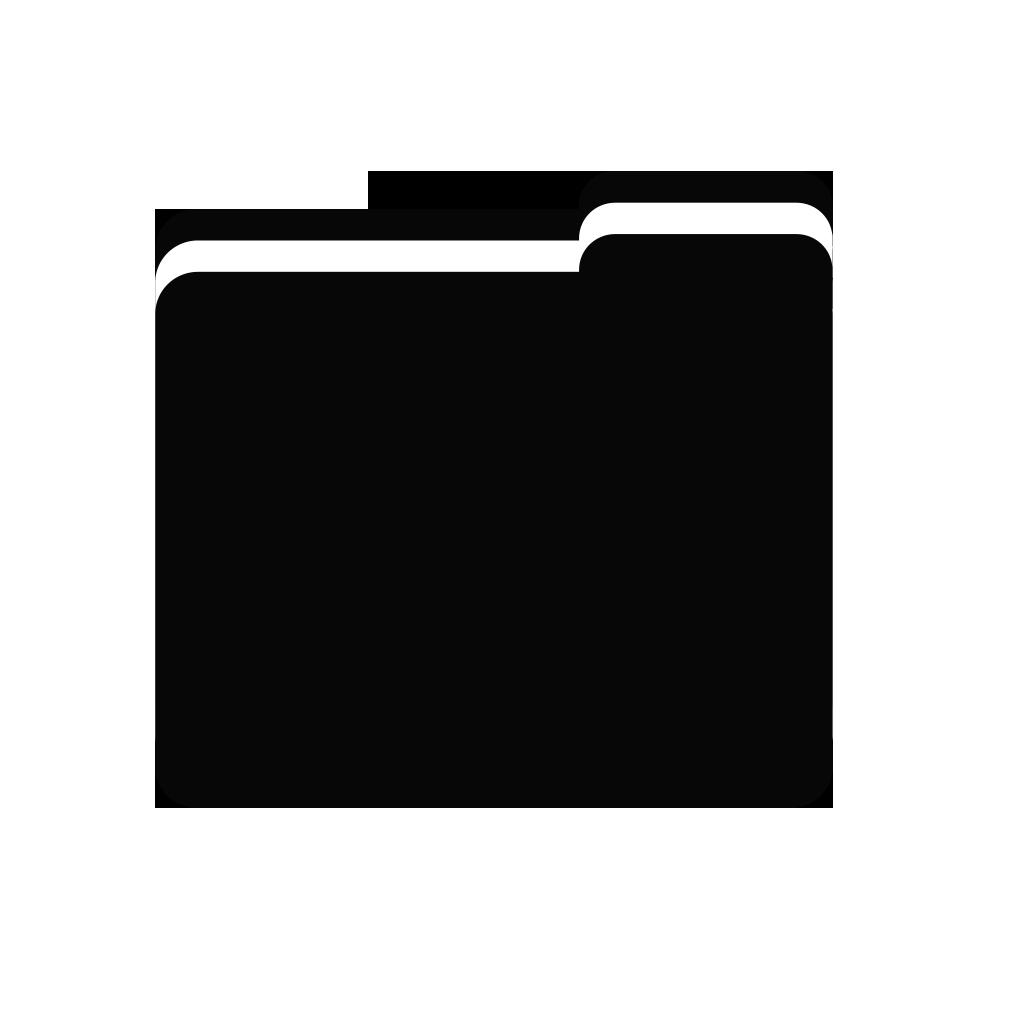 File, folder icon.