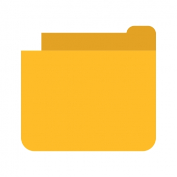 Files And Folders Icon PNG Images.