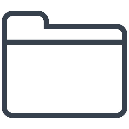Archive, data, document, documents, file, folder icon.