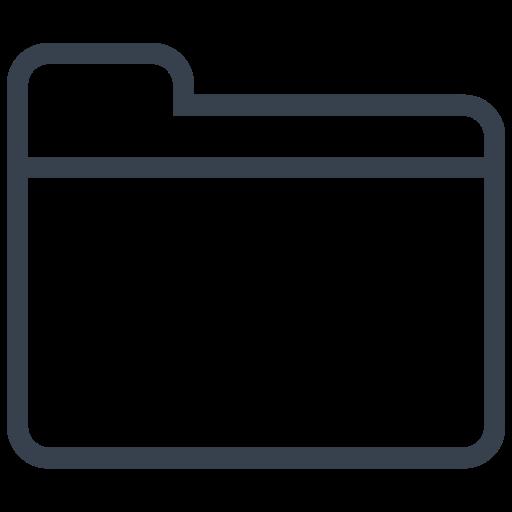 Archive, data, document, documents, file, folder icon.