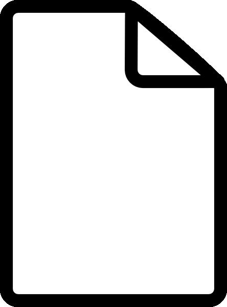 File icon clipart - Clipground