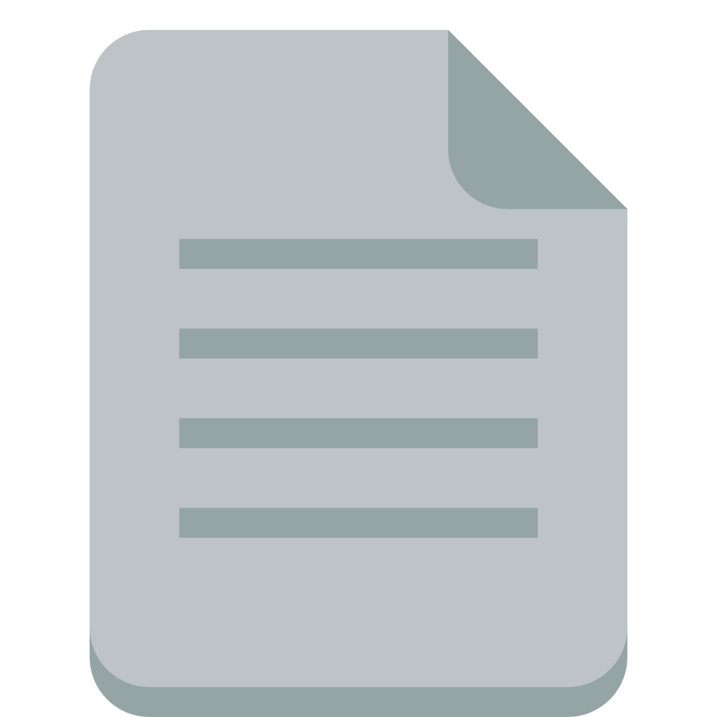File text Icon.
