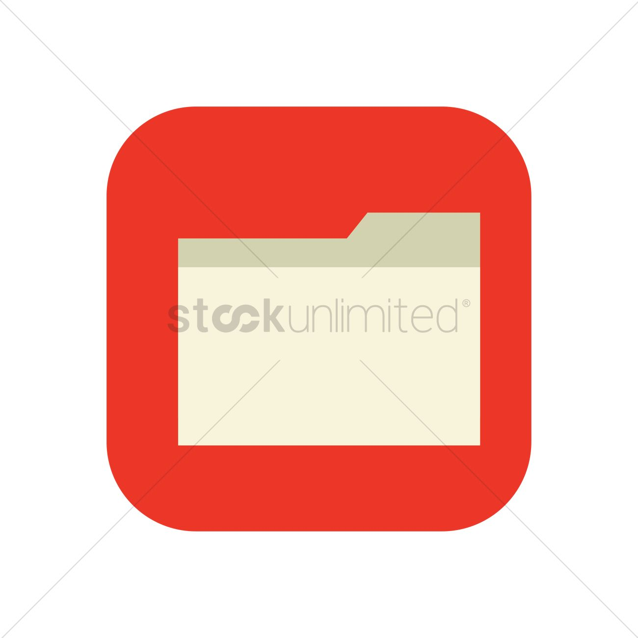 File manager icon Vector Image.