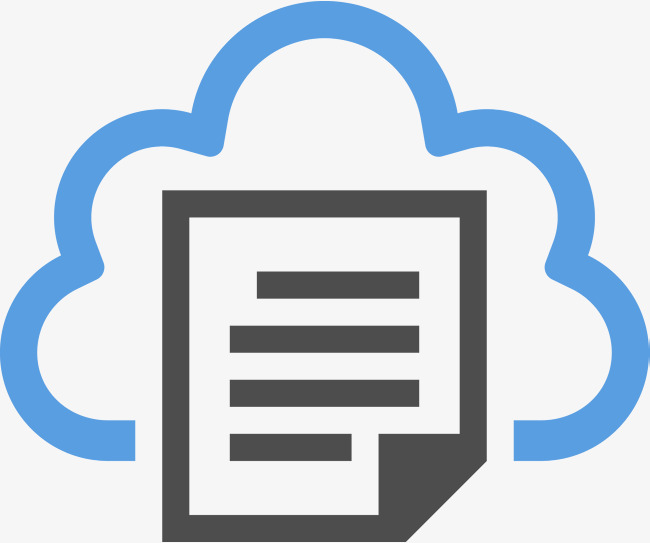 Cloud File Icon, Cloud Vector, Icon Vect #94613.