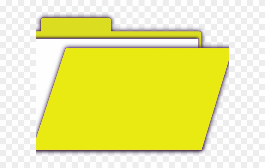 Folder Clipart Rectangle Thing.